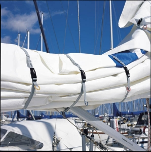 Blue Performance Sail Clips(3 stk.mixed)S-M-L