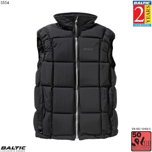 Surf & Turf Trend Dame flydevest-Sort-Small-82-90 cm. bryst