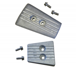 Orbitrade Alu-anode kit Volvo DPS-A, SX-A